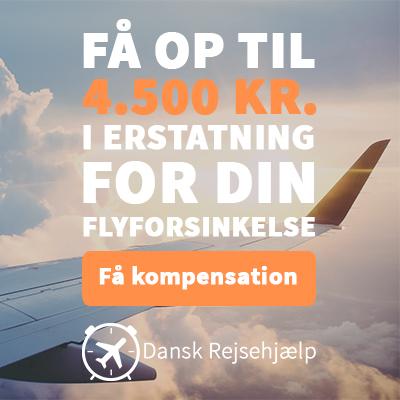 danske rejsehjælp