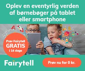 fairytell gratis i 14 dage