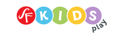 sf kids play logo