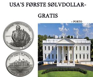 Første moderne sølvdollar