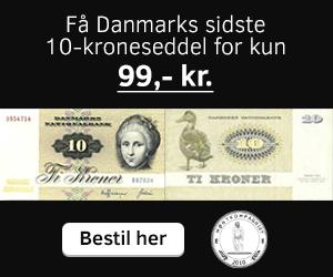 mønthuset 10 kr seddel