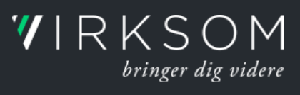 virksom logo