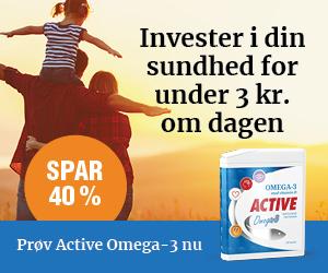 Vesterålens Naturprodukter omega 3
