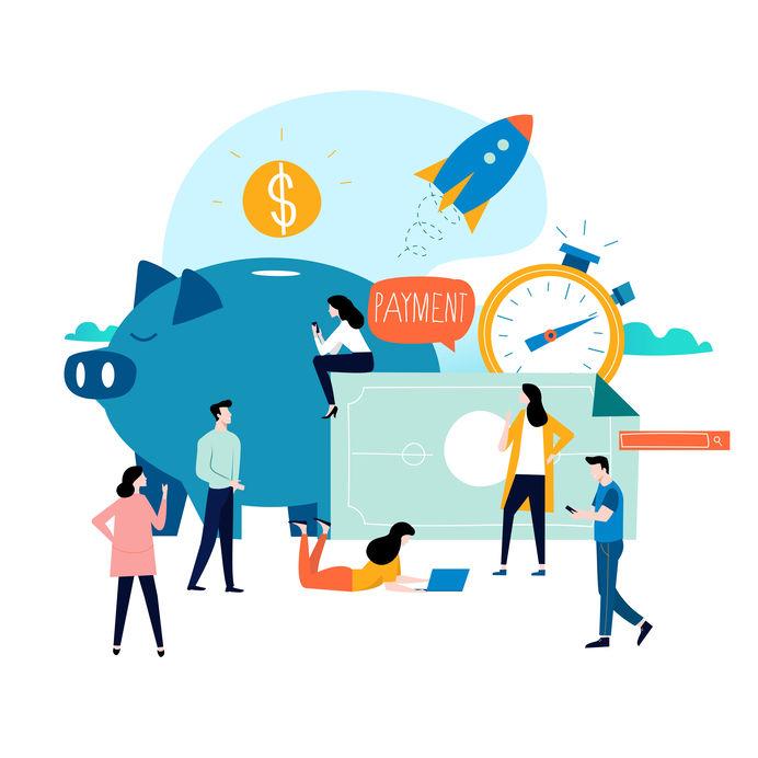 afbetaling - køb på kredit