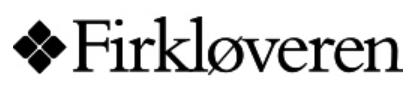 firkløveren logo