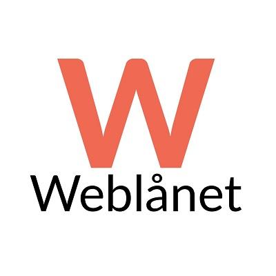 weblånet logo